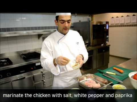 The Torch Doha Cooking Classes   Episode 8 With Chef Osama