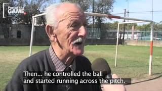 Interview mit Lionel Messis erstem Trainer