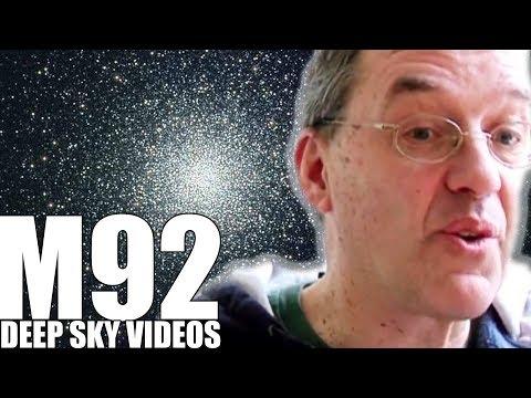 Seltene Erden in einem Kugelsternhaufen (M92) - Tiefer Himmel Videos