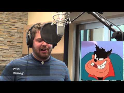 WATCH: Man Covers 'Let it Go' in Voices of 21 Disney Characters