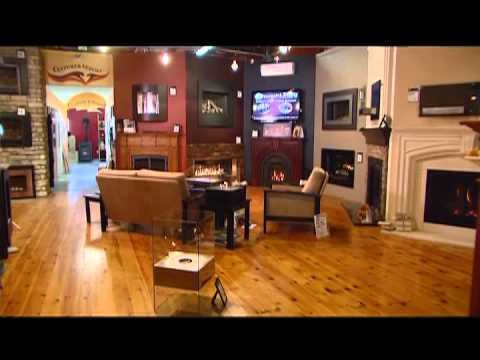 Gas Fireplaces featuring Valor Gas Fireplaces