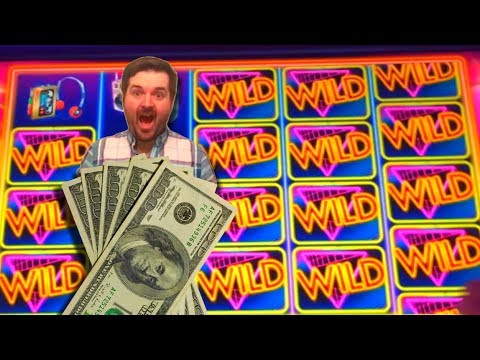 BIGGEST WIN ON YOUTUBE! Wheel O Rama Slot Machine BIG WIN BONUSES!