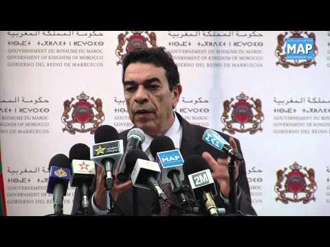 محمد الوفا يتحدث حول التحضيرات الجارية لعقد اللجنة الوطنية لمناخ الأعمال
