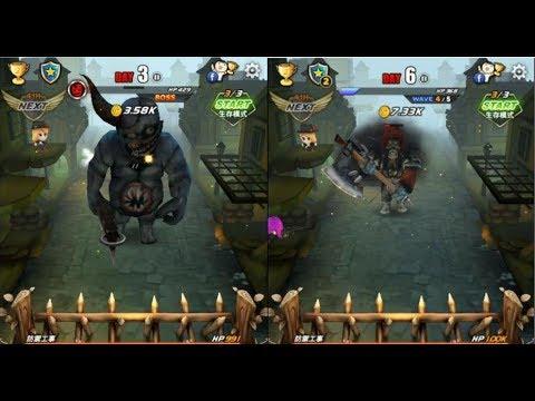 《最後的殭屍 Last Zombie》手機遊戲玩法與攻略教學!