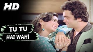 Video Tu Tu Hai Wahi (Original Version) Kishore Kumar, Asha Bhosle | Yeh Vaada Raha Songs | Poonam Dhillon MP3, 3GP, MP4, WEBM, AVI, FLV September 2019