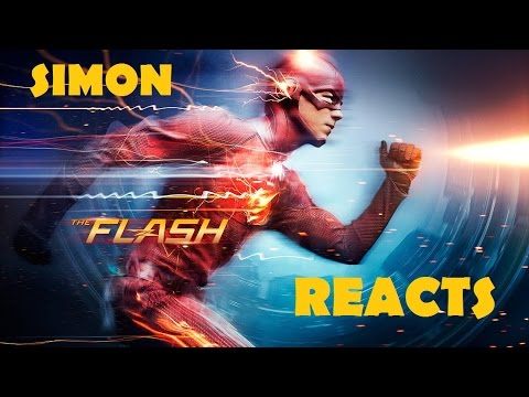 The Flash - Se1 Ep20 - The Trap - Reaction