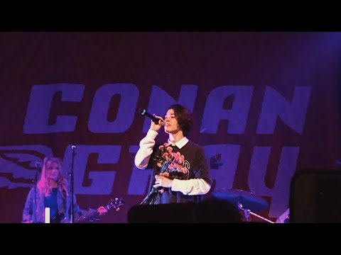 Lookalike (live) Conan Gray at The Sinclair Music Hall, Cambridge MA