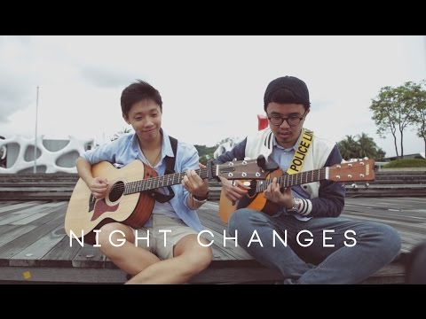 Video Night Changes - One Direction (Cover) by Christian Bong and Shawne Koh download in MP3, 3GP, MP4, WEBM, AVI, FLV January 2017