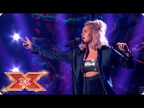 Grace Davies dazzles with original track Hesitate   Live Shows   The X Factor 2017_TV műsorok. Heti legjobbak