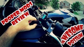 6. 2013 Honda CBR 500R - Proper Mods Review
