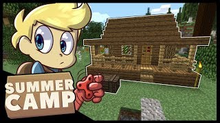 • EXPLORING THE WORLD! | Minecraft Summer Camp SMP Livestream