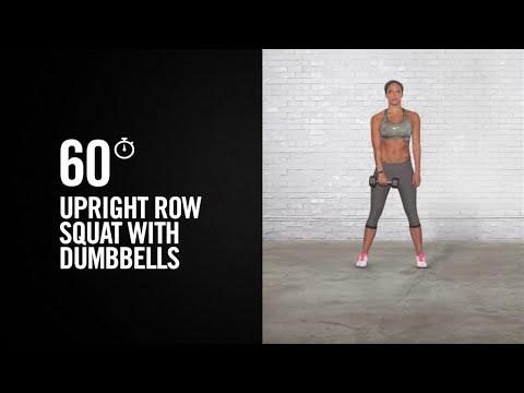 Sydney Leroux's 15 min NTC Gym Sculpt Workout (видео)