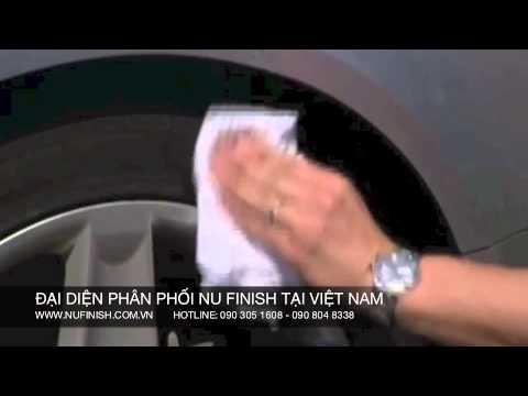 Bảo dưỡng và phục hồi nội thất xe hơi với Nu Vinyl