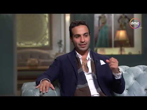 أحمد فهمي يكشف موقف أكرم حسني من ارتباطه بهنا الزاهد