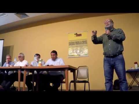 """TVFAP.net mostra o Seminário """"Saídas para a Crise"""" no Rio de Janeiro"""