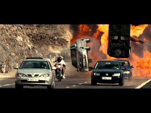 Fast and Furious 6 Clip 'They Got a Tank'