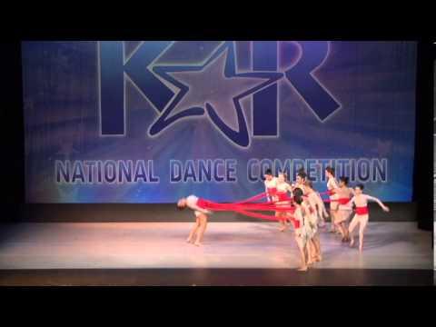 """Hanging On"" -  DANCE PRECISIONS  (Pomona, CA)"
