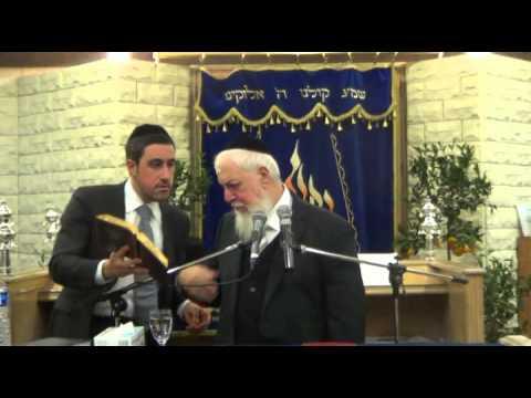 Rav Sitruk - La Parnassa - Motsach Bechalah'