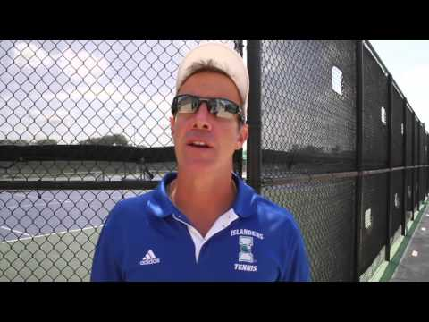Post Match: Islanders Men's Tennis Tops Incarnate Word on Senior Day