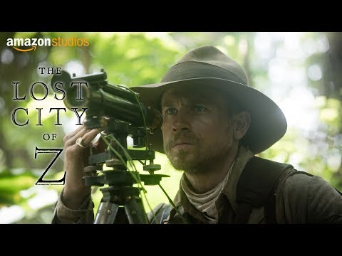 Watch Official Trailer for James Gray s Latest Film The Lost City of