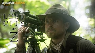 Nonton The Lost City Of Z   Official Teaser Trailer   Amazon Studios Film Subtitle Indonesia Streaming Movie Download