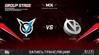 VGJ.Storm vs Vici Gaming, MDL Changsha Major, game 2 [Maelstorm, LighTofHeaveN]
