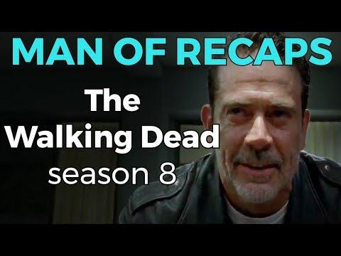 RECAP!!! - Walking Dead: Season 8