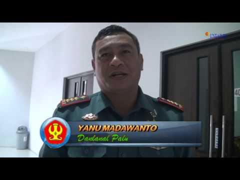 Dok Humas Untad, Kunjungan Silaturrahmi DANLANAL PALU Di Universitas Tadulako 11 Nov 2015