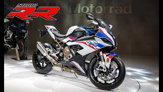 8. 2019 BMW S 1000 RR – The Ultimate SuperBike