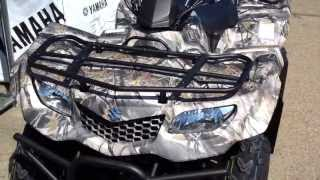 1. Suzuki KingQuad 400 ASi 2013 Camo.