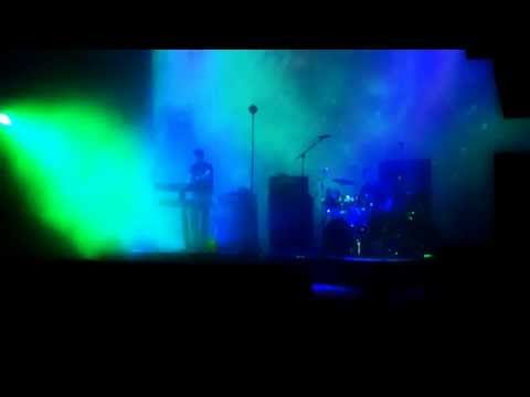 The synths of @zombiband guiding you to the outer limits of space. And drumsolo! Live @Roadburnfest [video] #Roadburn