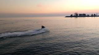 7. Yamaha Waverunner vx110 test ride