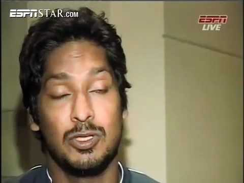 Up close with Kumar Sangakkara