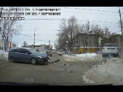 Новая подборка аварий и дтп  от 15.01.2016