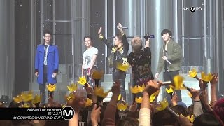 [Fancam/MPD직캠] 150507 ch.MPD Mcountdown BIG BANG off the record / full ver. Mnet MCOUNTDOWN BEHINED CUT!
