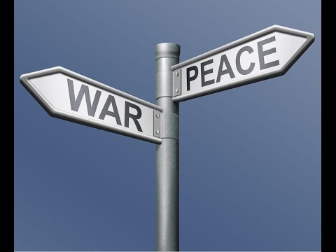How to Achieve Peace & Stop Culture of War