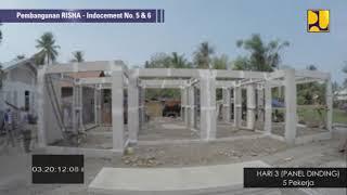 Video Pembangunan Rumah RISHA di Mauk MP3, 3GP, MP4, WEBM, AVI, FLV Oktober 2018