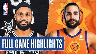 SPURS at SUNS | FULL GAME HIGHLIGHTS | December 14, 2019 by NBA