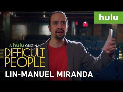 Difficult People Season 2 Teaser 'Hamilton'