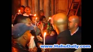 Fight Inside Jerusalem Church Among Ethiopian, Egyptian And Greece Church Members