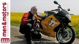 9. Triumph TT 600 Review (2000)