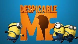 Despicable Me 2: Minion Cooking Birthday Cake - Funny Minion Game. Enjoy