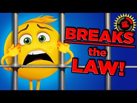 Film Theory: Is The Emoji Movie ILLEGAL? (feat. Jacksfilms) (видео)