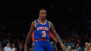 Brandon Jennings Shimmies After Jumper in Brooklyn by NBA