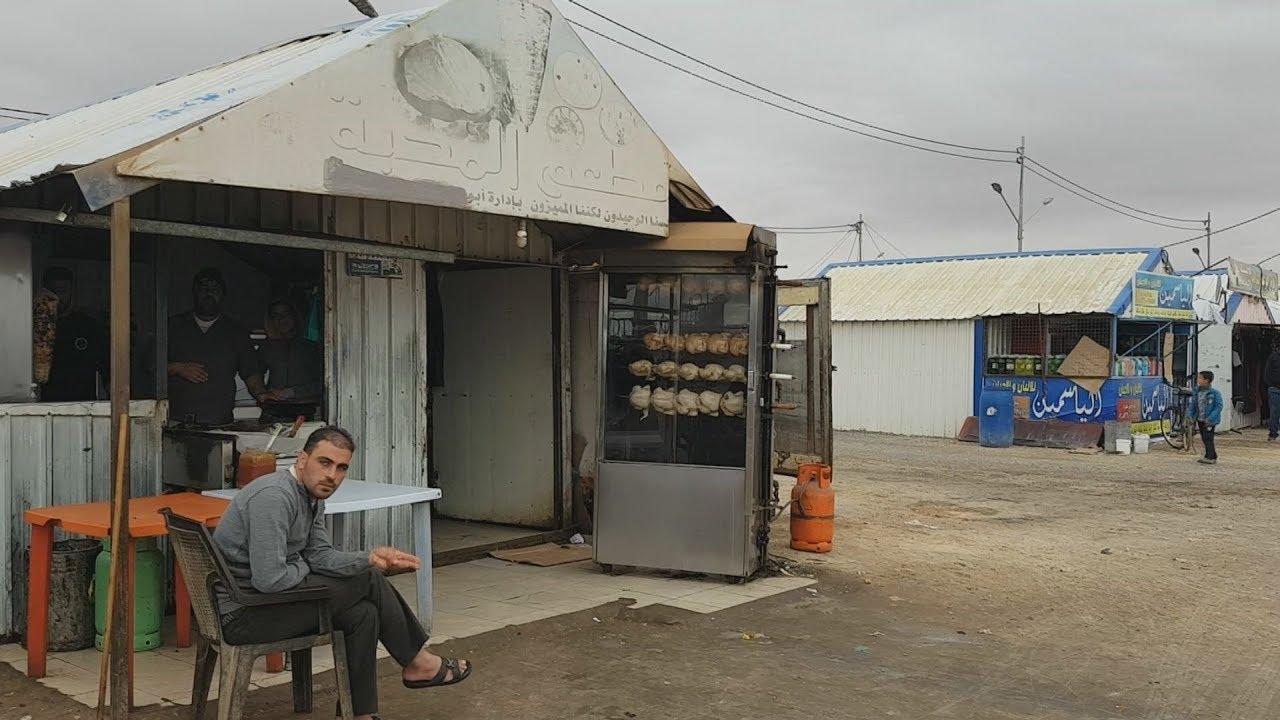 Οδοιπορικό στους προσφυγικούς καταυλισμούς της Ιορδανίας με τον Επίτροπο  Χρήστο Στυλιανίδη