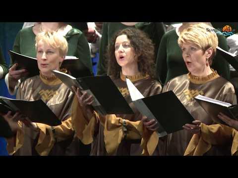 Puńsk. Koncerty Alna i Dzukija godne jubileuszów