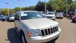 Autoline's 2010 Jeep Grand Cherokee Laredo Walk Around Review Test Drive