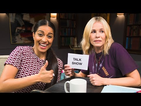 If Talk Show Interviews Were Honest (ft. Chelsea Handler)