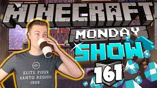 Minecraft Monday Show #161 - TONS new Downloads, LEGOS&Modded Minigames!