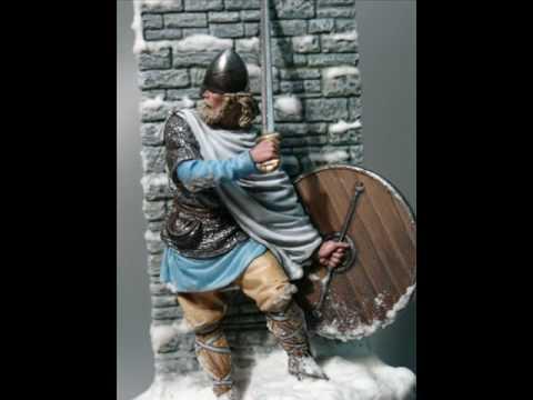Viking Warrior Model 54mm Sergio.Ferrao
